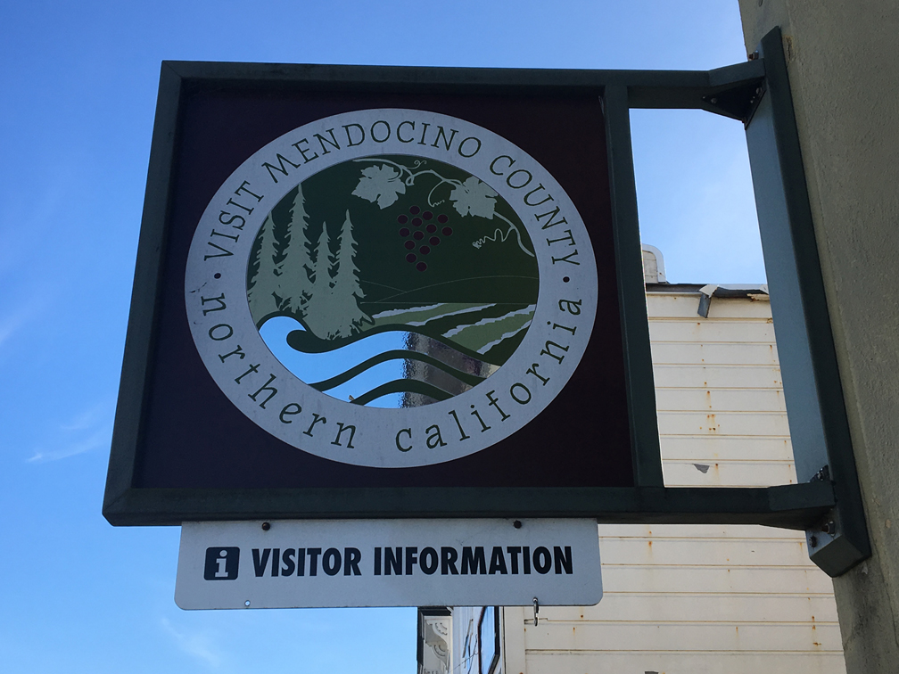 Visit Mendocino, Mendocino Tourism Commission 2017 Ben Wood